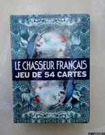 Jeu De 54 Cartes LE CHASSEUR FRANÇAIS  - Neuf - 54 Cards