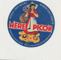 Y 618  /   ETIQUETTE DE FROMAGE   MERE - PICON - Käse