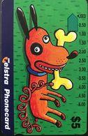 AUSTRALIE  -  Telstra  -    $ 5 - Australie