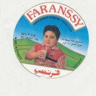 Y 682 /   ETIQUETTE DE FROMAGE     FARANSSY - Fromage
