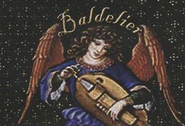 Baldelier - Muziek In Middeleeuwse Sfeer - Nederland - Pays Bas - Visiting Cards