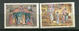 Sri Lanka ** N° 1063/1064 - Noël - Sri Lanka (Ceilán) (1948-...)