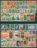 Neusaar - Gutes Lot Pfr.** 2 Bilder - 1947-56 Occupation Alliée