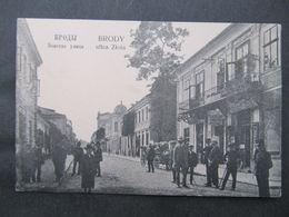 AK BRODY Ca.1915 ///  D*44915 - Ucraina