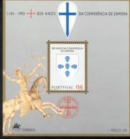 Por. Block 098 Konferenz Von Zamora   Neuf ** Postfrisch MNH - Blocks & Kleinbögen