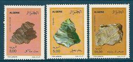 Algeria -  1994 Minerals  MNH** - Lot. 4935 - Minéraux