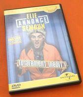 DVD  Elie Semoun  Annonce Totalement Inédit ! - DVDs
