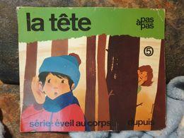 La Tete ..... Serie Pas à Pas ..collection Eveil Au Corps - Thomas Philippe - Bücher, Zeitschriften, Comics