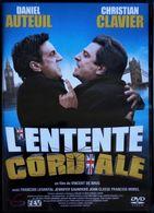 L'entente Cordiale - Daniel Auteuil - Christian Clavier - François Morel . - Cómedia