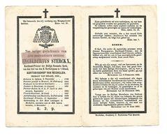 P 958. ENGELBERTUS STERCKX - Kardinaal-Priester /Aartsbisschop MECHELEN / Primaat Van BELGIË -°OPHEM 1792/+MECHELEN1867 - Andachtsbilder