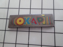 316c Pin's Pins / Beau Et Rare / THEME : MEDIAS / REVUE POUR ENFANTS OKAPI - Mass Media