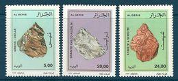Algeria -  1999 Minerals  MNH** - Lot. 4937 - Minéraux