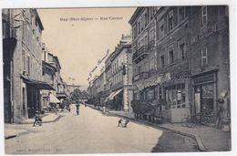 Hautes-Alpes - Gap - Rue Carnot - Gap