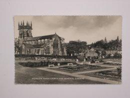 Wilmslow Parish Church And Memorial Gardens - Non Classés