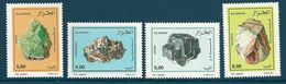 Algeria -  2002 Minerals  MNH** - Lot. 4938 - Minéraux