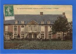62 PAS DE CALAIS - VAULX VRAUCOURT Canton De Croisilles, L'Hospice, Toilée Couleur (voir Descriptif) - France