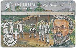 Papua New Guinea - Telikom - L&G - Eberhand Limbrock, S.V.D. - 607B - 08.1996, 1K, 40.000ex, Used - Papouasie-Nouvelle-Guinée