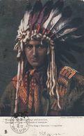 Hiawatha  ( Série 1 )  - Scan Recto-verso - Indios De América Del Norte