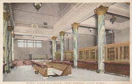 Boston - Old Colony  Trust  Company - Scan Recto-verso - Boston