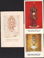 Il Miracolo Eucaristico Permanente Di Siena Basilica San Francesco 1962 Santini Religione Cristianesimo LIB00044 - Books, Magazines, Comics