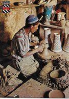 CPSM . Maroc: Safi, L' Art Du Potier, Poteries - Artesanal