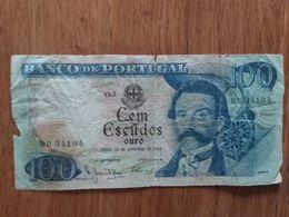 100 Escudos Du 30/11/1965 - Portugal