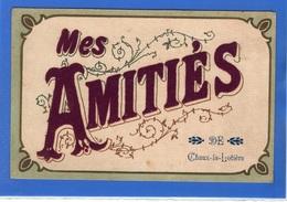 70 HAUTE SAONE - Mes Amitiés De CHAUX LA LOTIERE (voir Description) - Autres Communes