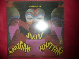 LP33 N°5273 - ONENESS OF JUJU - AFRICAN RHYTHMS - BF 19751 - 180 Gr. - GRAND GROUPE JAZZ FUNK SOUL FUSION AFROBEAT - Soul - R&B