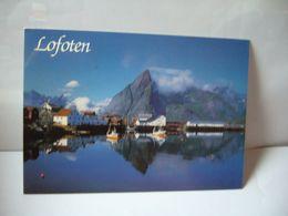 LOFOTEN NORWAY NORVEGE FOTO HELGE SUNDE CPM 1992 COLISEUM EGENCY NYDALEN 5040 PARADIS - Norwegen