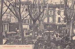 Aude - Castelnaudary - Place Du Marché - Castelnaudary
