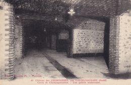 Aude - Château Des Chemineries Par Castelnaudary - Caves De Champagnisation - Une Galerie Souterraine - Castelnaudary