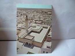 1595 . MONASTIR TUNISIA TUNISIE MOSQUÉE BOURGUIBA CPM 1973 KAHIA 2 RUE DE MARSEILLE TUNIS - Tunisia