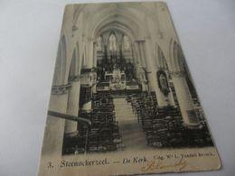 Steenokkerzeel ;steenockerzeel De Kerk - Steenokkerzeel