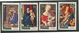 Aïtutaki ** N° 230 à 233 - Noël - Tableaux De Dürer - Aitutaki