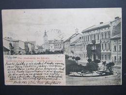 AK LWOW LEMBERG 1900 ///  D*44929 - Ucraina