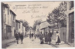 Aude - Castelnaudary - Rue Caserne Lapasset - Castelnaudary