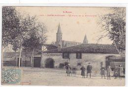 Aude - Castelnaudary - La Place De La République - Castelnaudary
