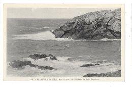 BELLE ILE EN MER (56) Rochers De Port Donnan - Belle Ile En Mer