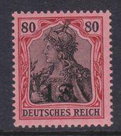 Dt.Bes.1.WK Etappe West MiNr. 10 ** - Occupation 1914-18