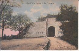Namur - Entrée De La Citadelle - Namur