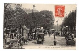75 PARIS - 10ème, Le Boulevard Bonne-Nouvelle - Arrondissement: 10