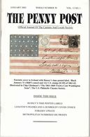 USA The Penny Post - Vol 50, 51, 52, 53 - Philatelie Und Postgeschichte