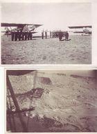Armée Française Air Potez 29 1°GROUPE AVIATION D AFRIQUE 1937 - Guerre, Militaire