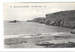 BELLE ILE EN MER (56) Port Ster Vrass - Belle Ile En Mer