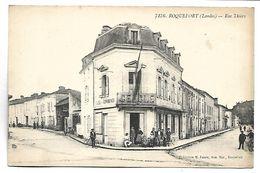 ROQUEFORT - Rue Thiers - Roquefort