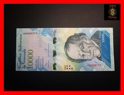 VENEZUELA 10.000 10000 Bolivares 18.8.2016 P. 98  UNC - Venezuela