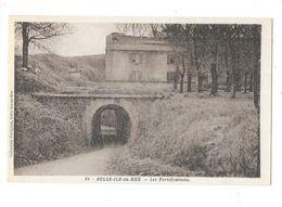 BELLE ILE EN MER (56) Les Fortifications - Belle Ile En Mer