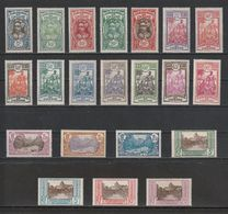 Oceanie - 1922/1930 Series Courante * - LIVRAISON GRATUITE - Océanie (Établissement De L') (1892-1958)