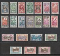 Oceanie - 1922/1930 Series Courante * - LIVRAISON GRATUITE - Oceania (1892-1958)