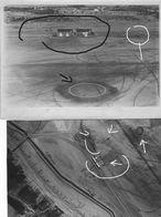 Armée Française Aéroport De BARIKA Base  1937 AVIONS 1° GROUPE AVIATION AFRIQUE - Guerre, Militaire